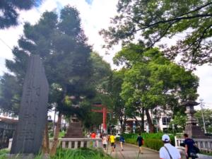 氷川神社大宮スタジアム