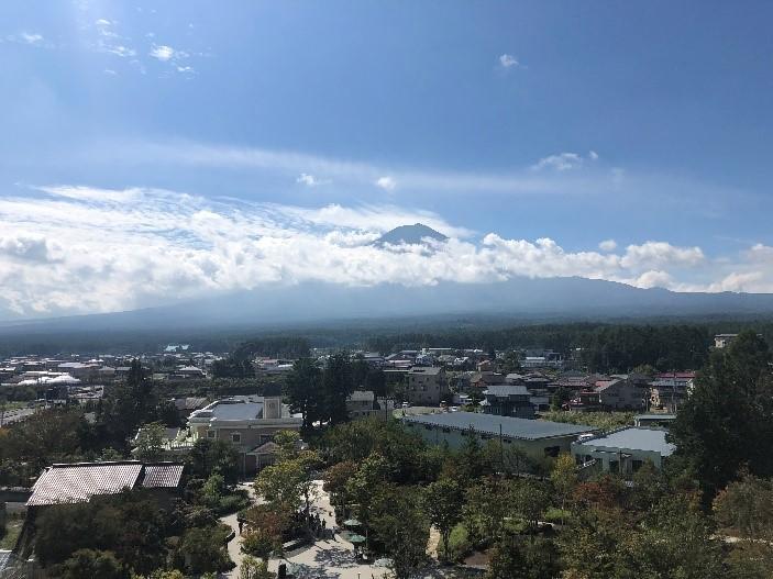 富士河口湖ハーブ庭園