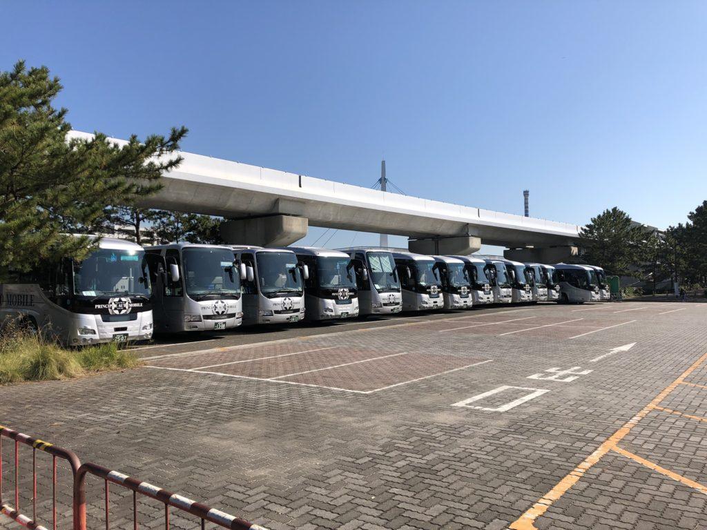 遠足観光バス