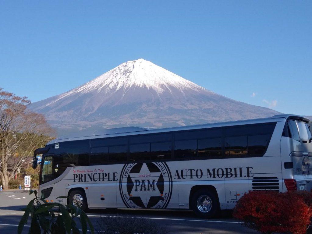 富士山貸切バス