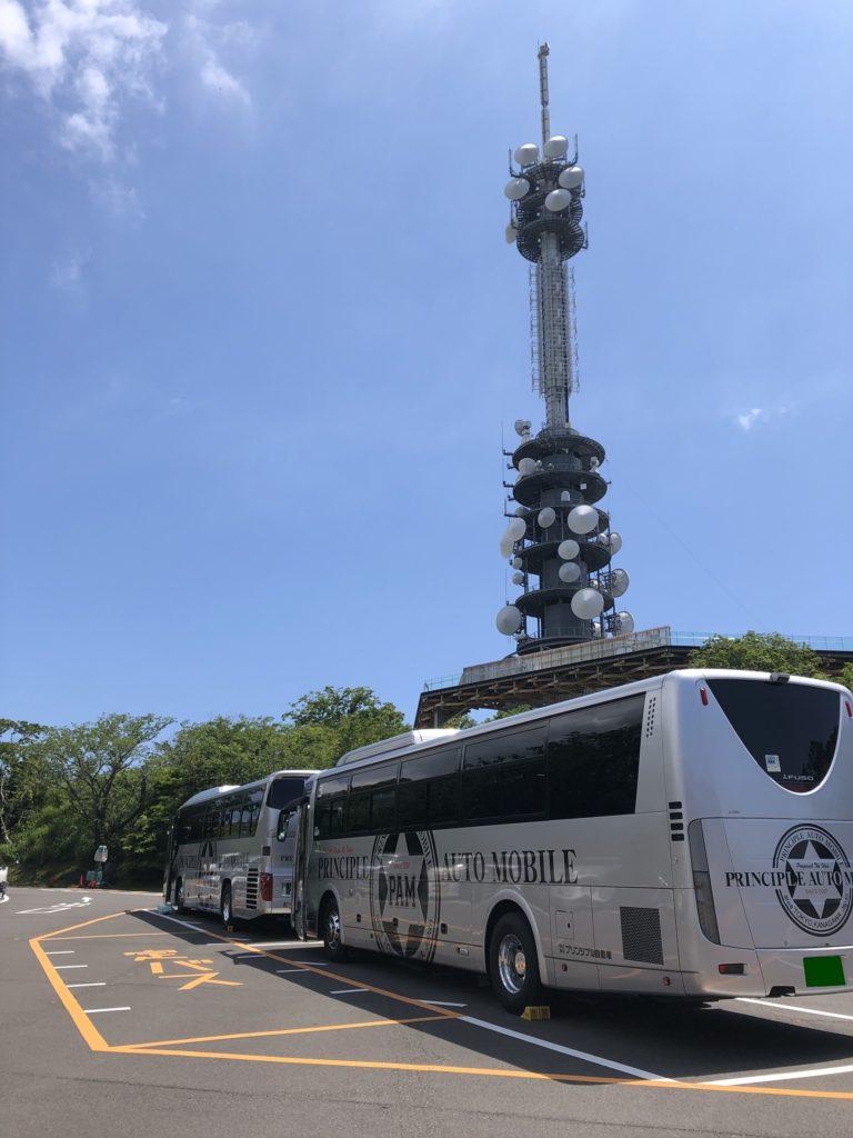 デジタルタワー駐車場