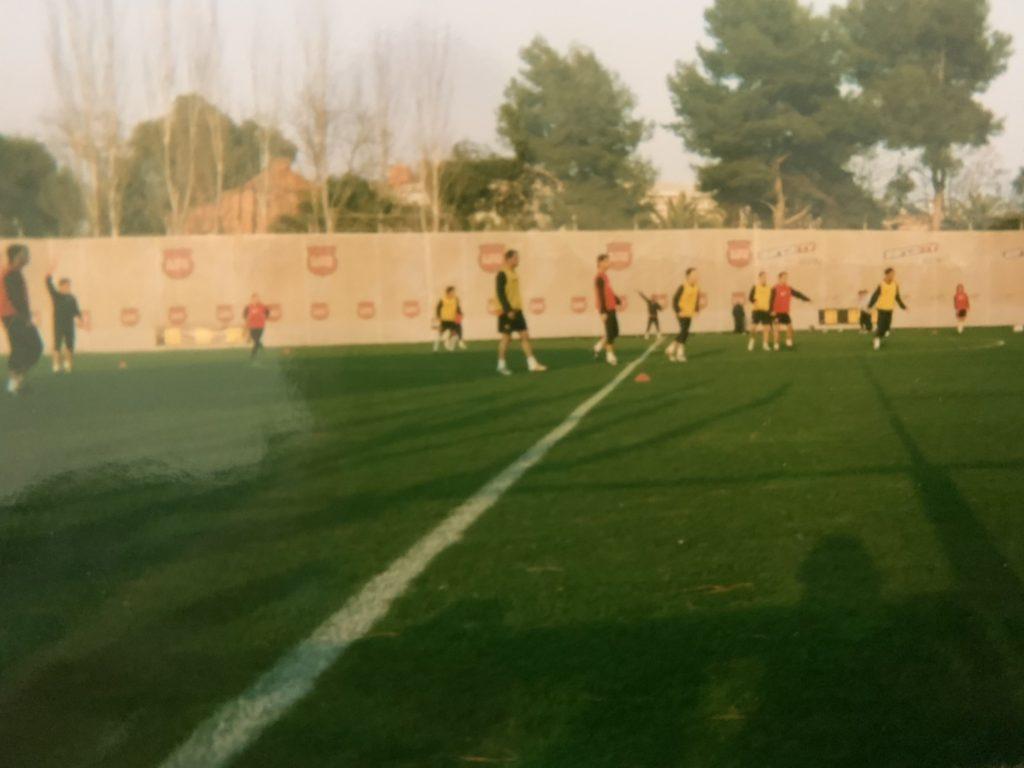 バルセロナ 写真