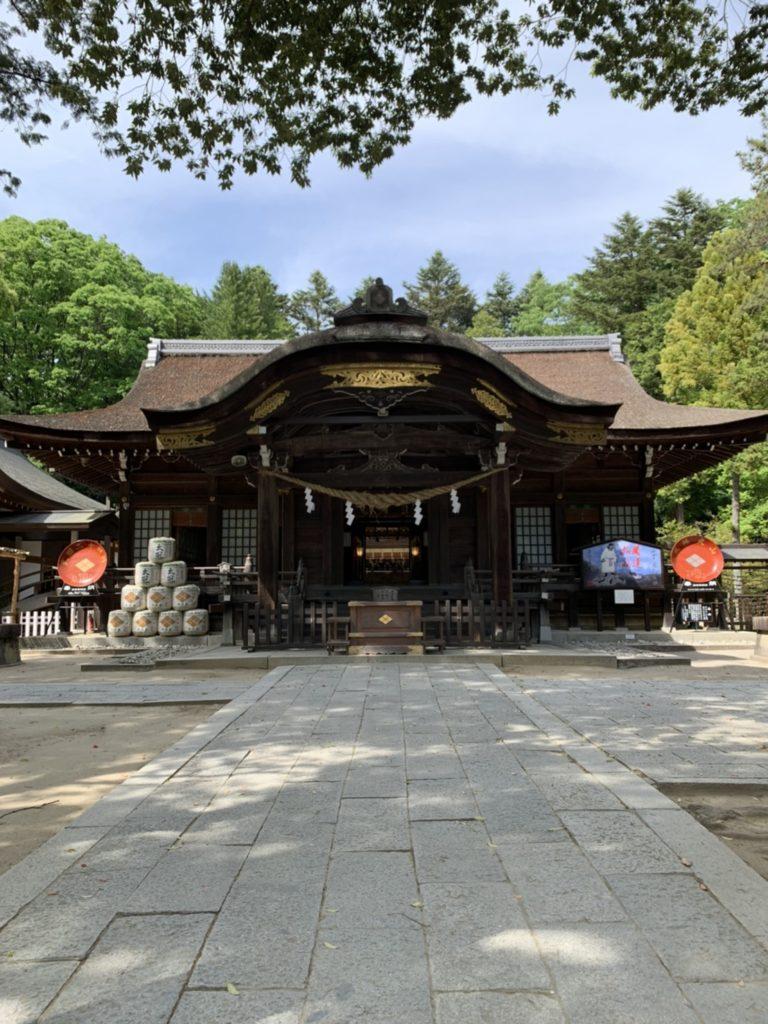 武田神社 写真