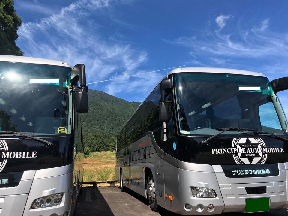 黒姫高原 バス