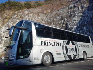 バス 写真