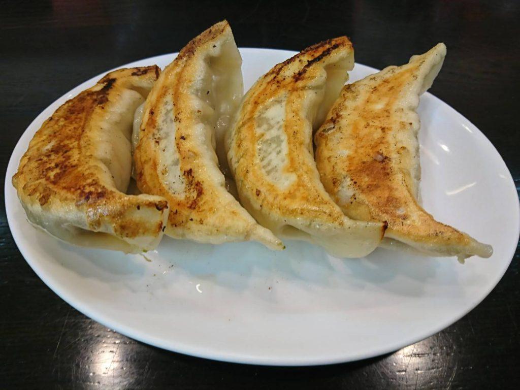 ジャンボ餃子 写真