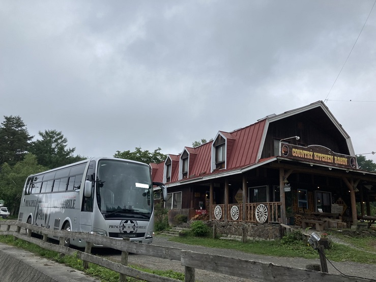 清里高原 バス