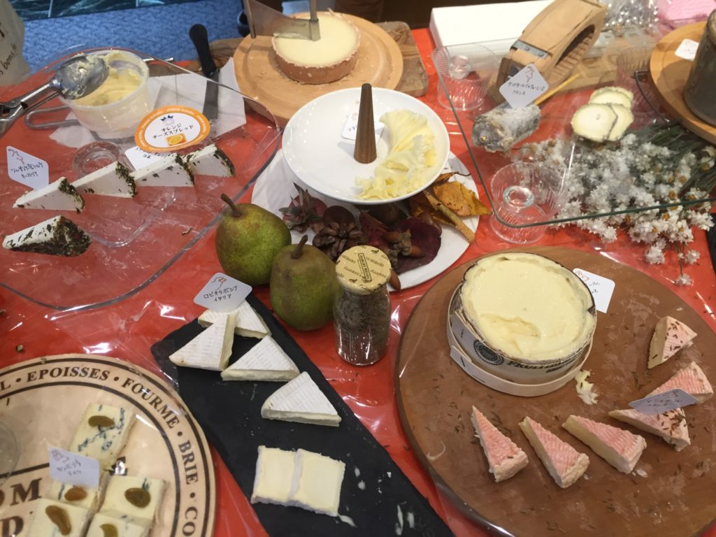 チーズ料理 写真