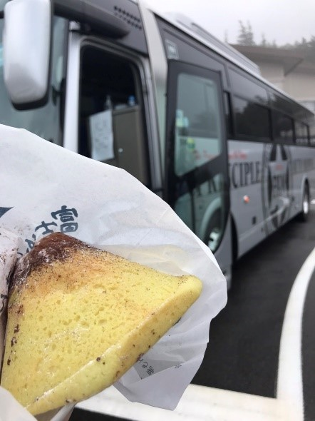 富士山 観光バス