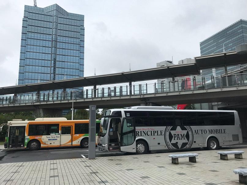 ビッグサイト シャトルバス