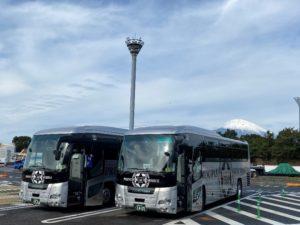 山梨 観光バス